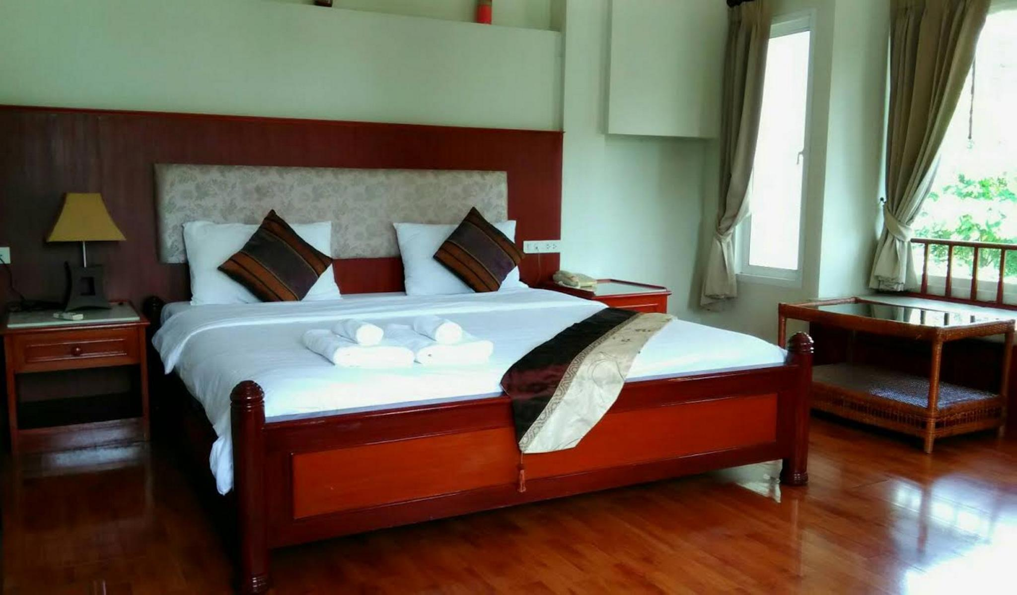 Superior Room Double Bed : 1 double bed
