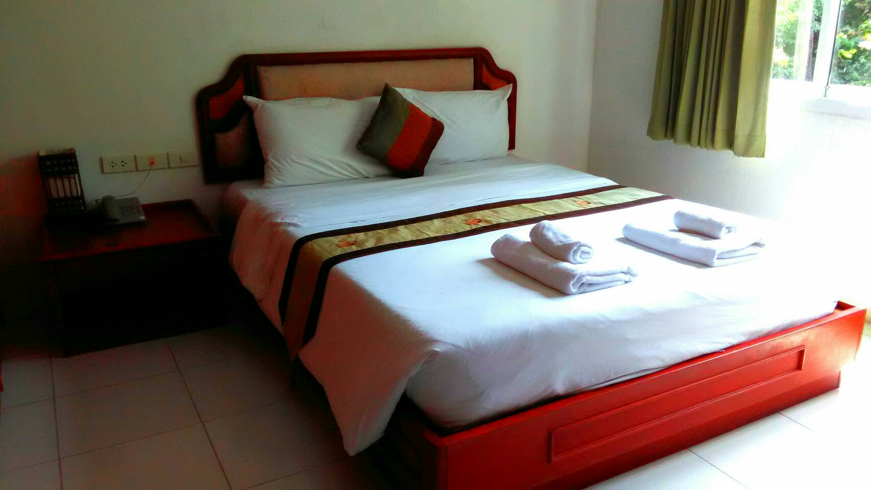 Standard Room Double Bed : 1 double bed